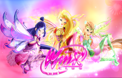 Winx Club(ウィンクス・クラブ) 壁紙 called Bloomix Couture