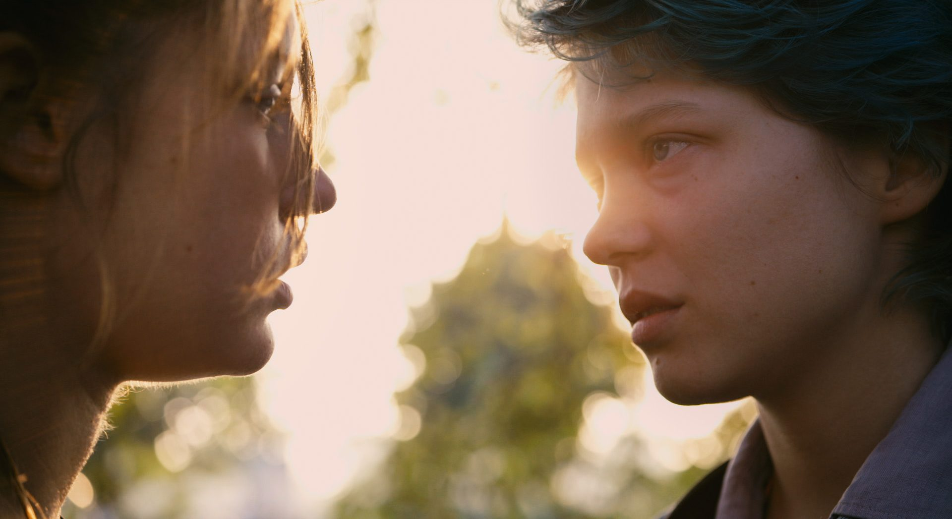 Blue is the warmest color 2013 lesbian sex scenes 7