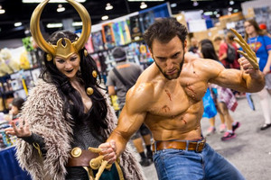 Bone Claw Wolverine Cosplay [WonderCon 2014]