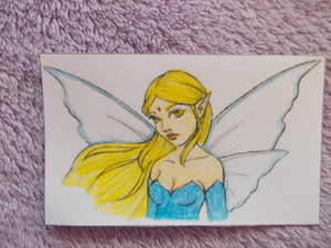 Bridgette fairy