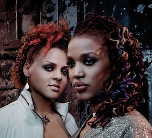 British-Born Vocal Duo, Floetry