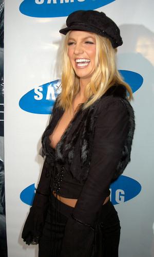 Britney tagahanga Art