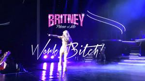Britney Spears Piece of Me Work perra ! (Las Vegas)