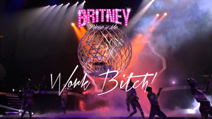 Britney Spears Piece of Me Work cagna ! (Las Vegas)