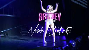Britney Spears Piece of Me Work 雌犬 ! (Las Vegas)