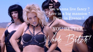Britney Spears Work cagna ! Special