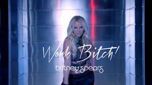 Britney Spears Work chó cái, bitch ! Uncensored Special Editions