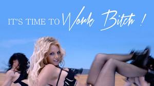 Britney Spears Work perra !