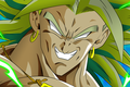 Broly the true devil
