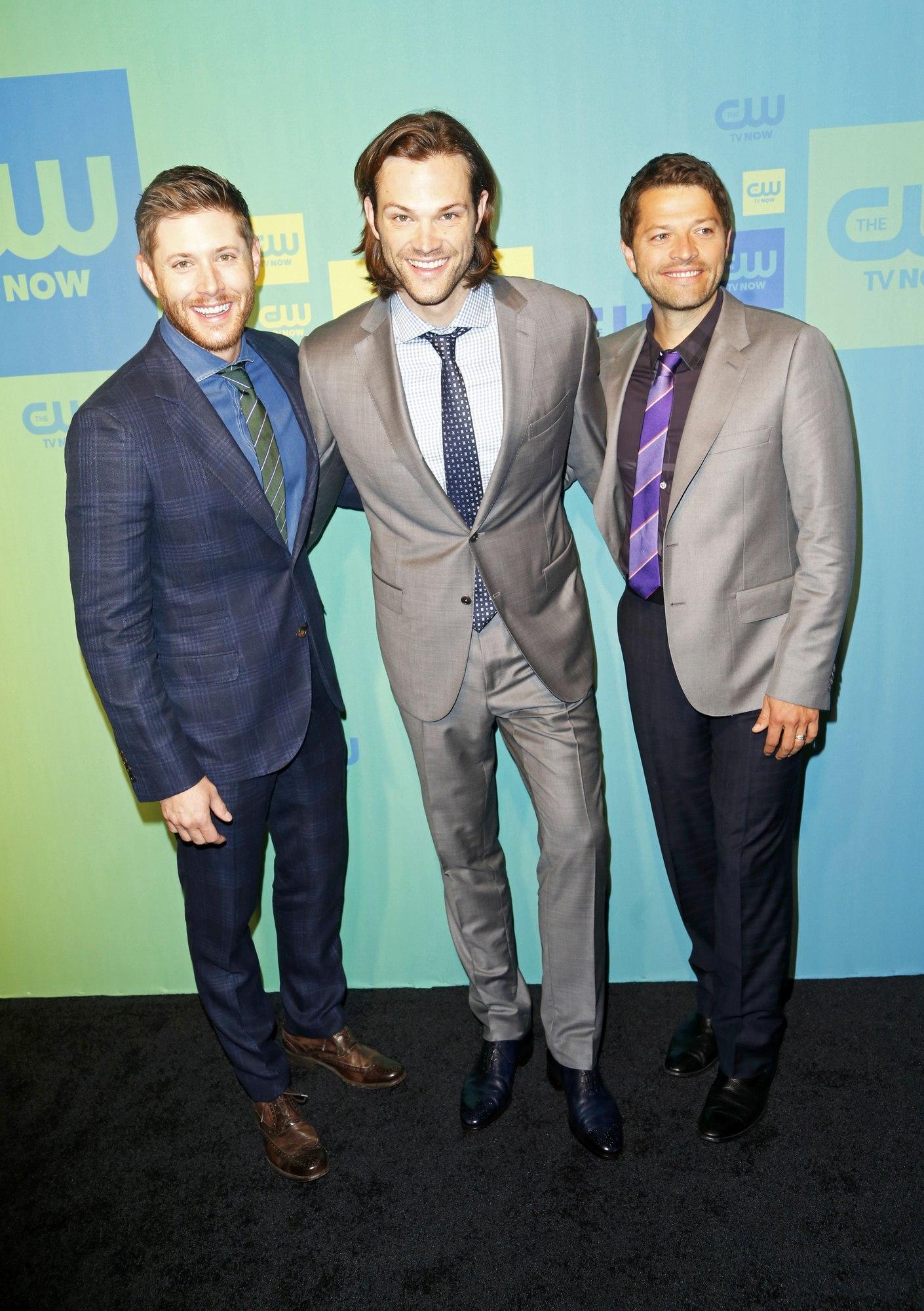 CW Upfronts 2014 - Jared Padalecki Photo (37081632) - Fanpop