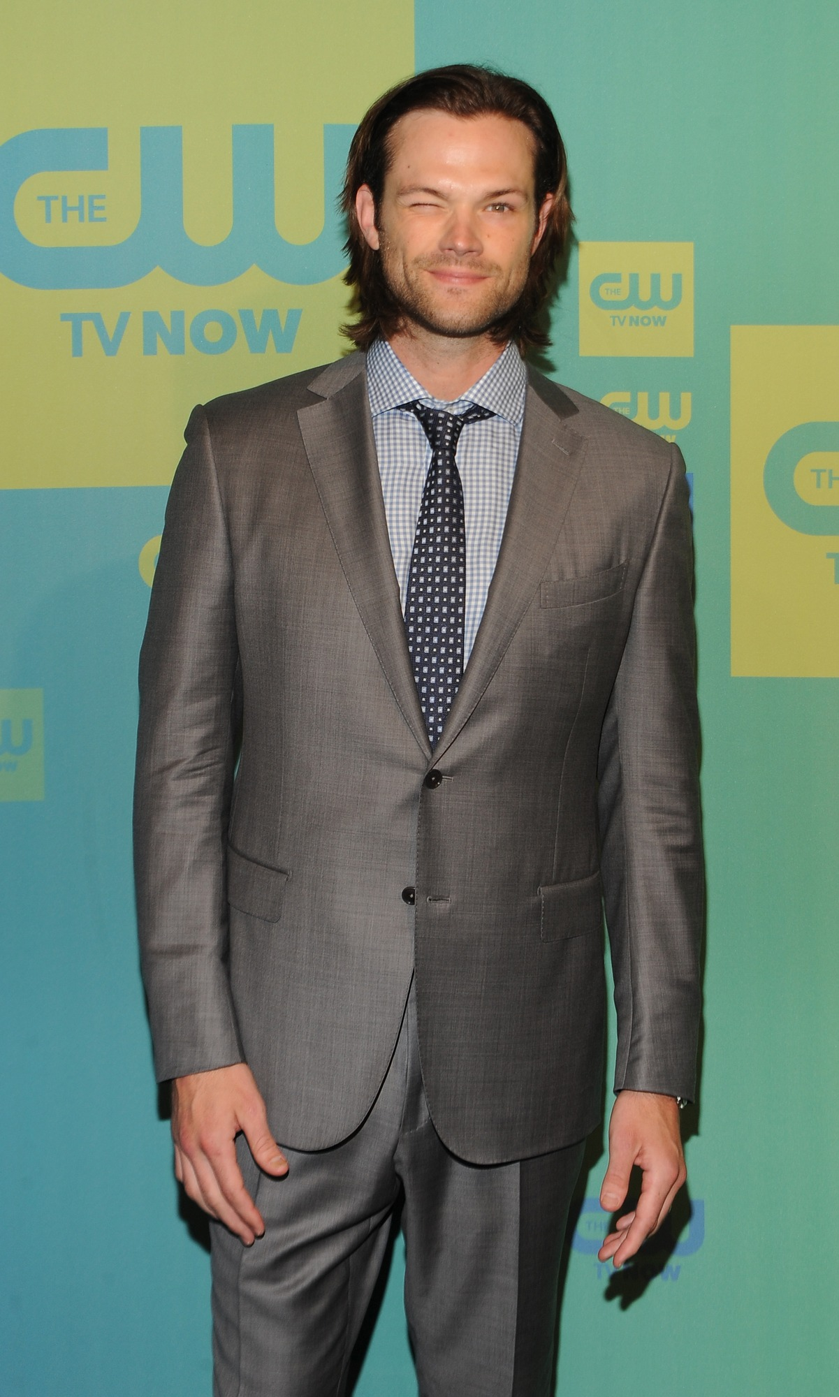 CW Upfronts 2014 - Jared Padalecki Photo (37084045) - Fanpop