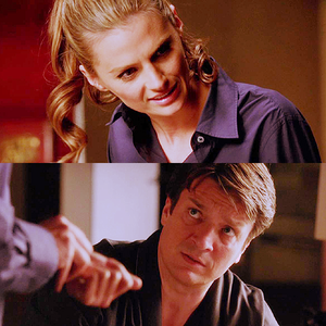 Caskett look-6x21