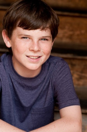 Chandler Riggs wallpaper titled Chandler ❤