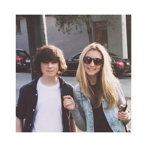 Chandler & Hana