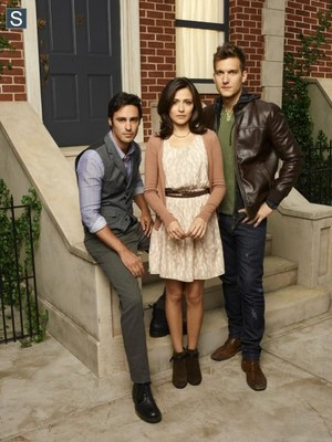 Chasing Life - Cast Promotional mga litrato