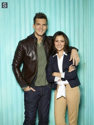 Chasing Life - Cast Promotional 照片
