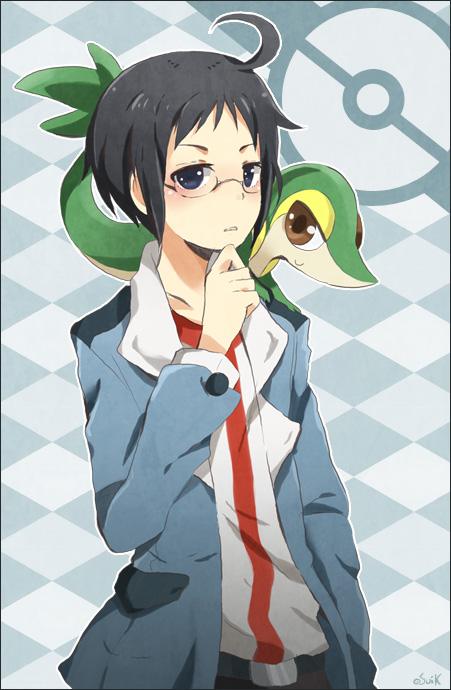 Cheren (Pokémon Special) images Cheren 06 fanart wallpaper ...