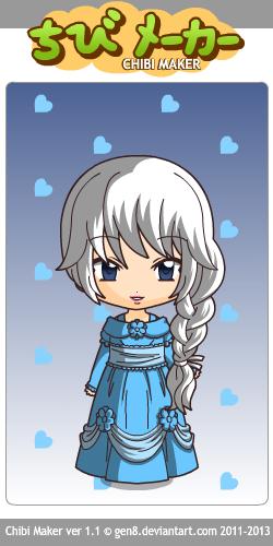 Chibi Maker Elsa