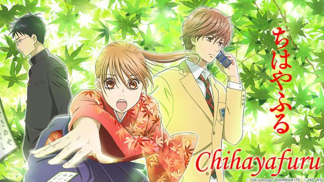 Chihayafuru / 2013 / 2.Sezon /  MP4 / TR Altyazılı