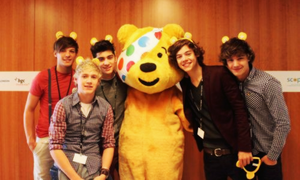 Children In Need 2011 ;)