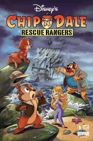 Chip 'n Dale Rescue Rangers Issue 1