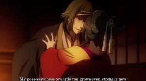 Chizuru and Kazama