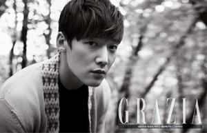 Choi Jin Hyuk for 'Grazia'