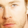 Chris Hemsworth photo with a portrait titled Chris Hemsworth