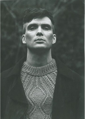 "Cillian in ""So It Goes"" magazine"