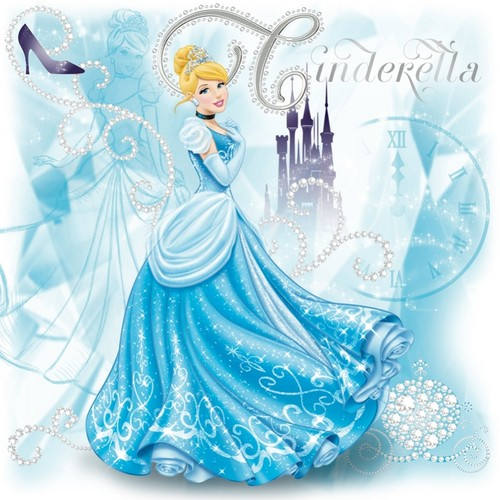 Disney Princess achtergrond called Cinderella