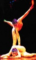 Cirque du soleil Alegria contortion duet