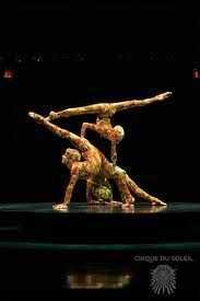 Contortion fondo de pantalla possibly with a triceratops called Cirque du soleil kooza contortionists
