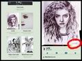 Copied Lorde Drawing - fanpops-got-talent photo