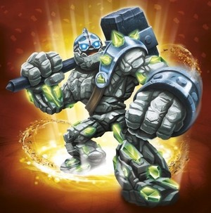 Crusher - Skylander Giants Image