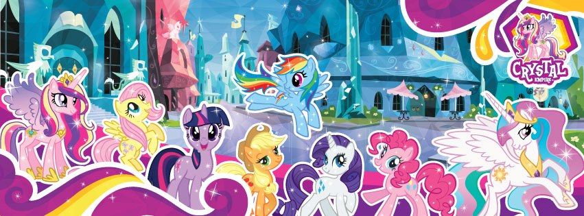 Crystal Empire My Little Pony Friendship Is Magic Foto 37064822