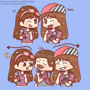 Cute TaeNy moment, then Yuri ruins the moment @GG3rdJPNTOUR in Fukuoka siku 2!