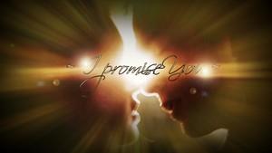 Damon and Elena ~ I Promise Du ~