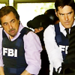 David Rossi and Hotch