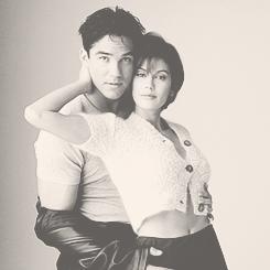 Dean and Teri