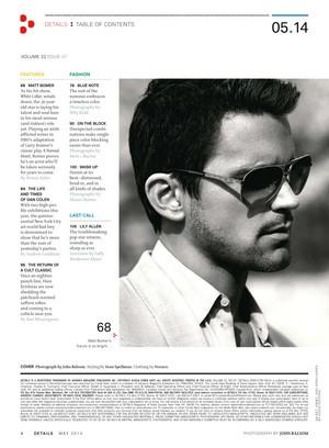 Details Magazine, 01.05.2014