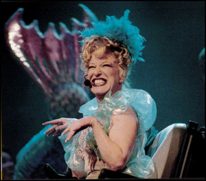 ディズニー Actress, Bette Midler
