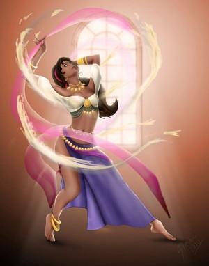 Disney Princess, Esmerelda