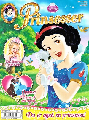 disney Princess Magazine - Issue #5 (April 2014)