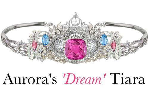 Disney Princess Tiara's