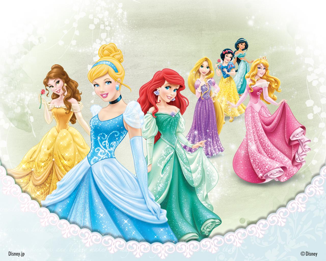disney princesses fond d cran princesses disney fond d cran 37042975 fanpop. Black Bedroom Furniture Sets. Home Design Ideas
