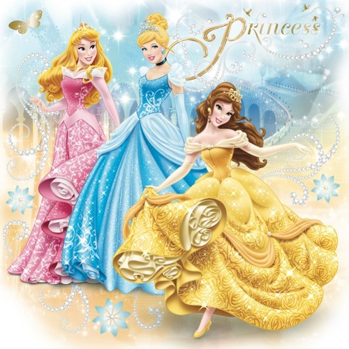 Disney Princess wallpaper called Disney Princesses