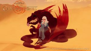 Disney-ized Daenerys Targaryen