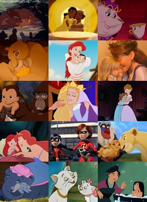 ディズニー mothers.