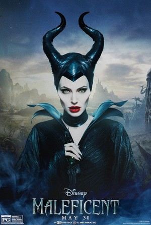 Disney's Maleficent Character Poster