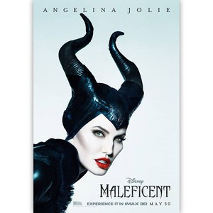 Disney's Maleficent IMAX Poster